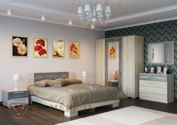 """Спальня""""Лагуна-2"""""""