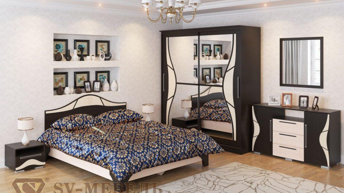 """Спальня """"Лагуна-5"""""""
