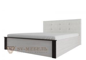 Гамма 20 Кровать мягк. изг. Венге_result