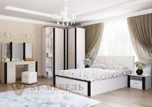 Гамма 20 спальня 5 Венге_result