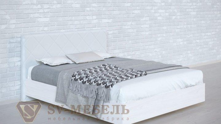 Кровать №1 Анкор Ромб